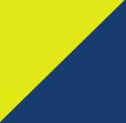 floureszierend gelb/marine