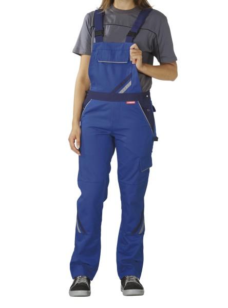 blaue Damen Arbeitslatzhose von Planam