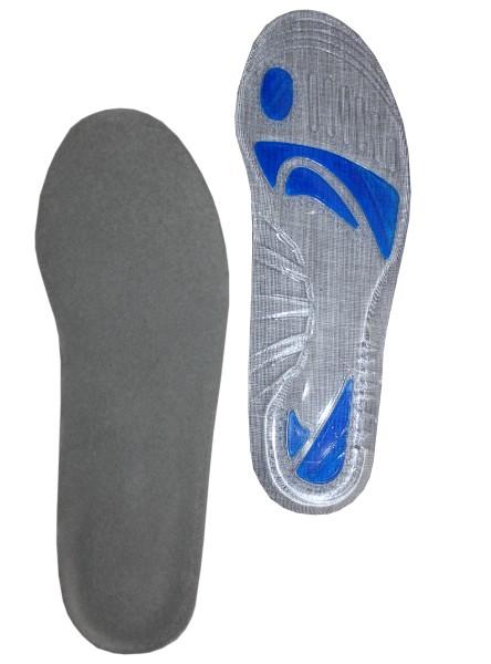Gelsohlen Schuh Einlegesohle aus Gel für Sicherheitsschuhe