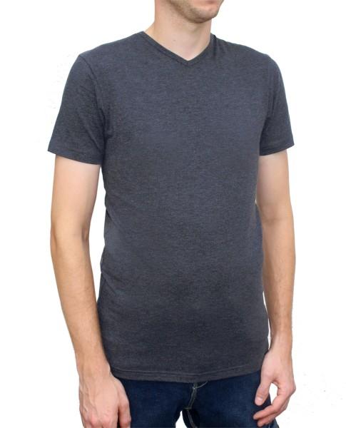 Stretch T-Shirt V-Ausschnitt Gibson