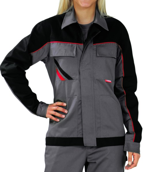 Planam Highline Damen Bundjacke schiefer