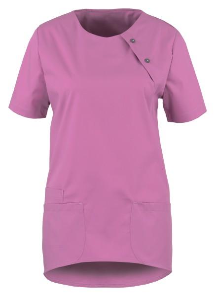 rosa pinker Kasack Kittel modern Berufsbekleidung