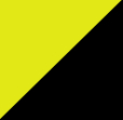 floureszierend gelb/schwarz