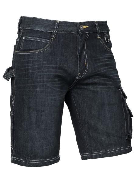Jeans Arbeitskleidung Hose kurz Short