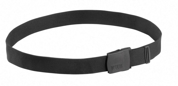 FHB Stretchgürtel ANDRE schwarz 70 bis 170 cm